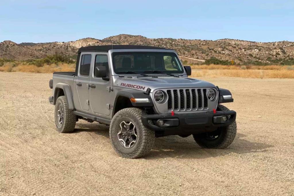 2022 Jeep Gladiator Hercules Images