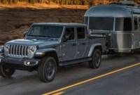 2022 Jeep Gladiator Powertrain
