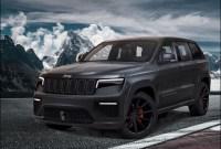 2022 Jeep Grand Cherokee SRT Drivetrain