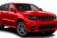 2022 Jeep Grand Cherokee SRT Wallpapers