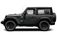 2022 Jeep Wrangler 2 Door Drivetrain