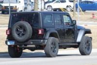 2022 Jeep Wrangler PHEV Wallpapers