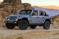 2022 Jeep Wrangler Spy Photos