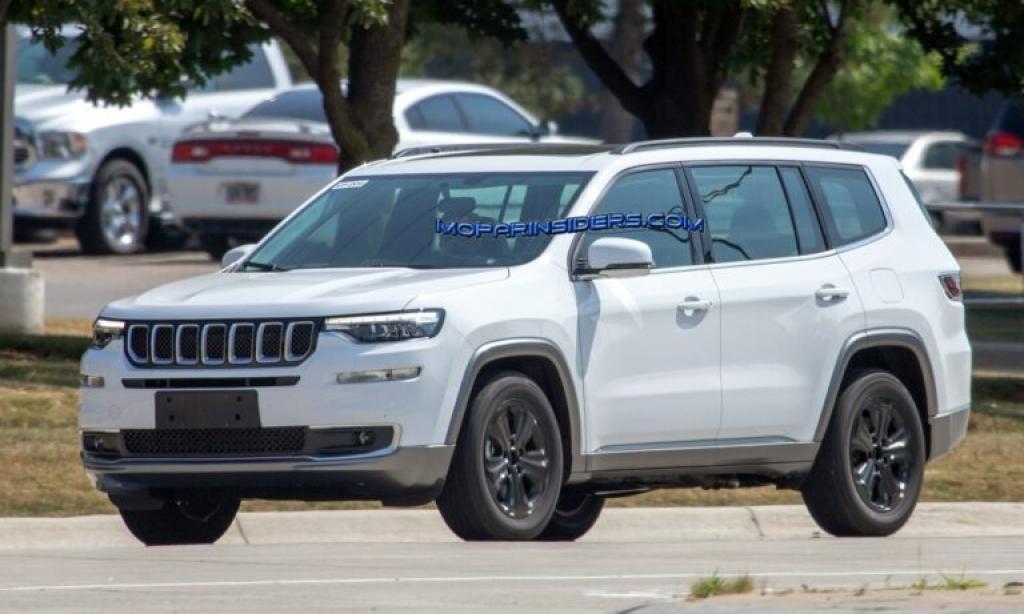 2023 Chrysler Commander Drivetrain