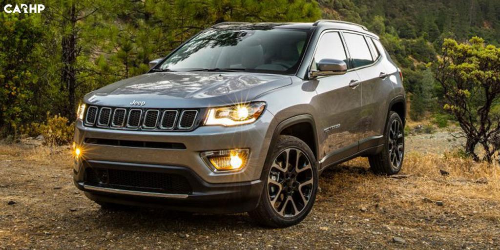 2023 Jeep Grand Compass Concept