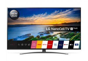 """Nanocell LG 49NANO866 49 """"(2020)"""