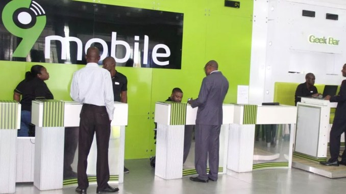9mobile /Etisalat Data Plans Subscription Codes - Prices