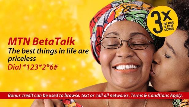 MTN BetaTalk