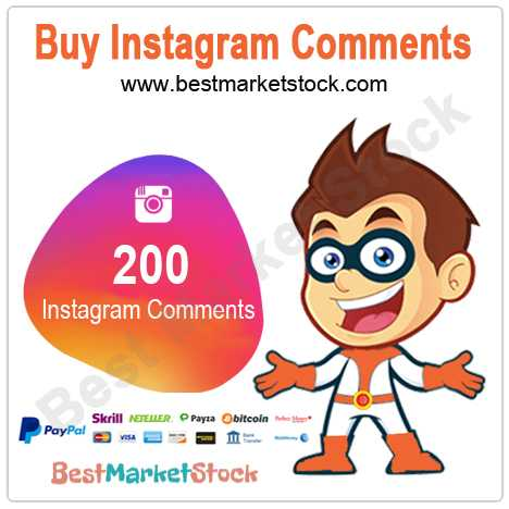 200 Instagram Comments