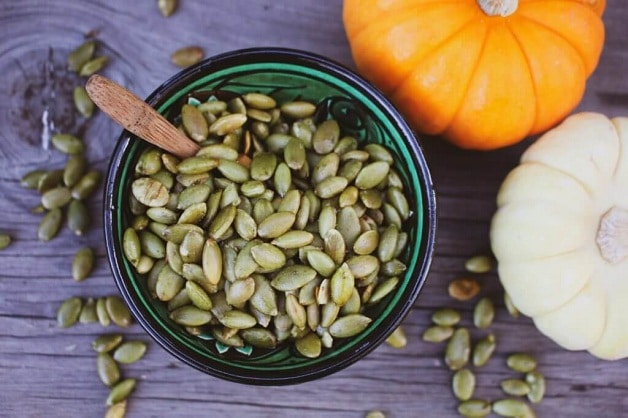 Pumpkin and her seeds not only for detox!