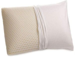 SweeSleep Talalay Latex Queen Pillow