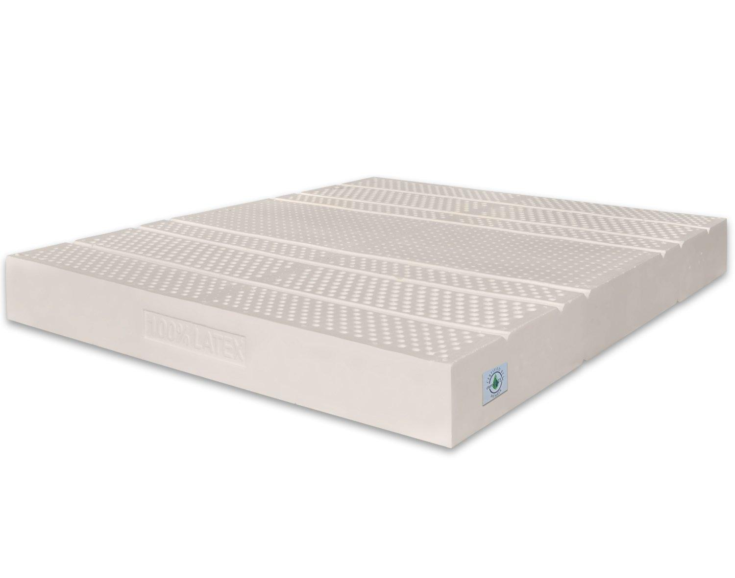 Marcapiuma Latex Mattress Anatomical 7 Zones Orthopaedic Mattress
