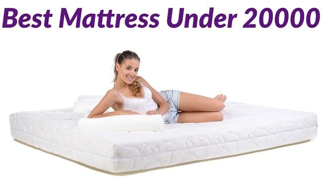 best mattress under 20000 in India