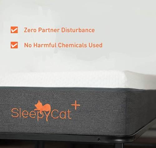 Sleepycat - Gel Memory Foam Mattress Review