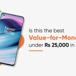 OnePlus Nord CE 5G price in India and sale date were announced on Thursday