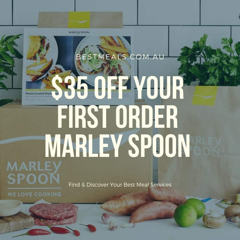 Marley Spoon Discounts