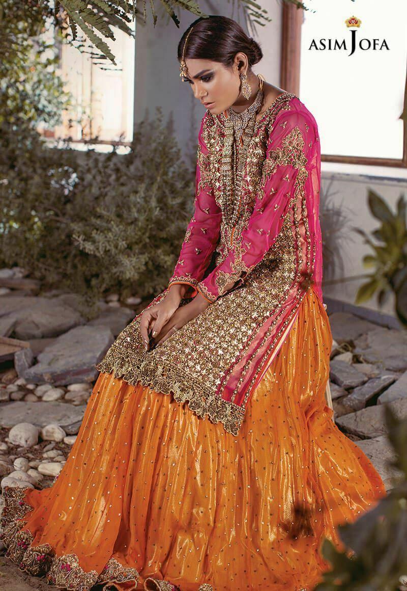 Mehndi Clothes Design 2020