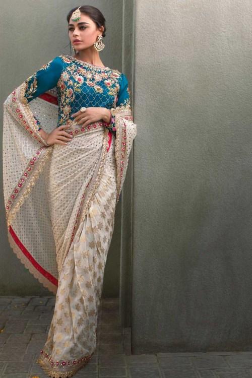 mehendi ceremony dress for bride