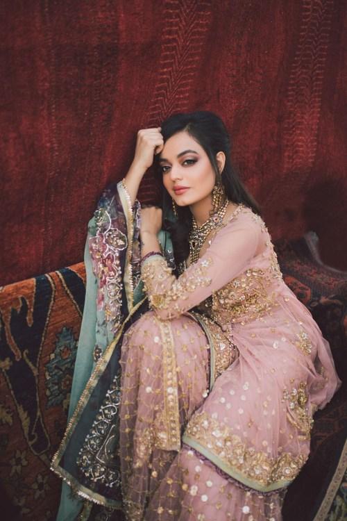 mehndi dress for bridesmaid