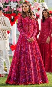 Pakistani Designer Wedding Dresses