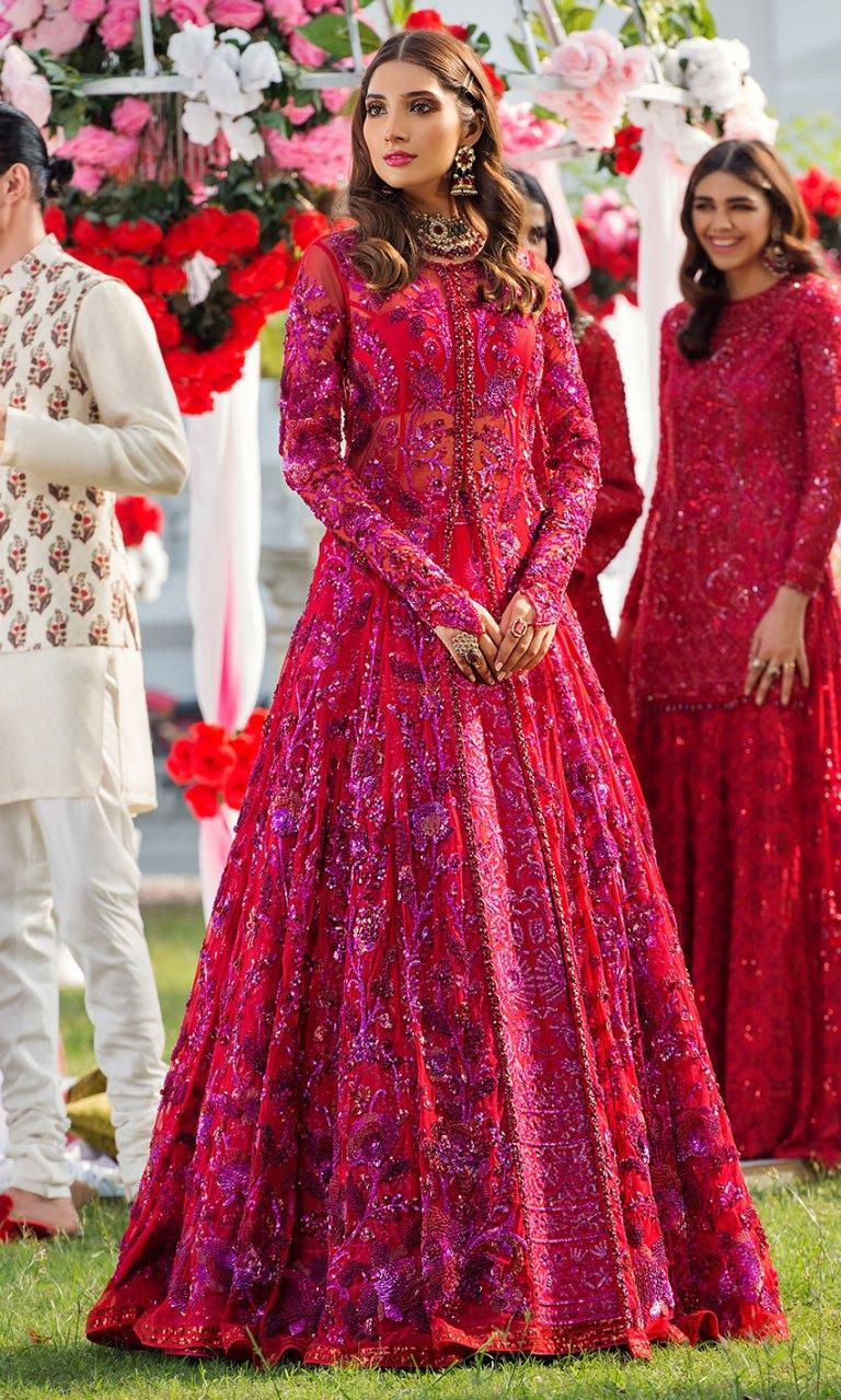 13 Designer Pakistani Wedding Dresses Online with Prices in 2021
