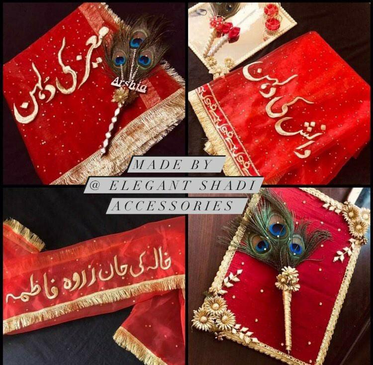 Elegant Shadi Accessories