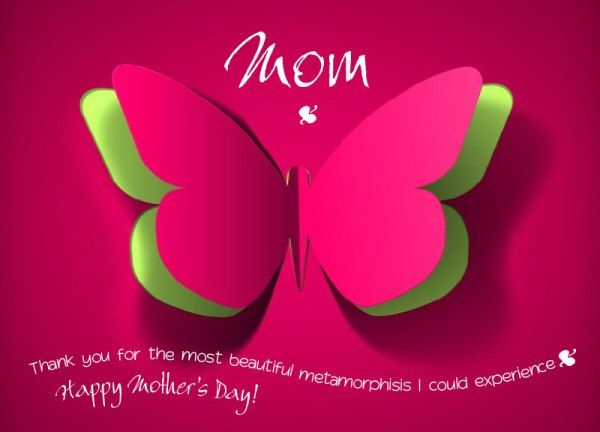 Mothers Day Messages From Daughter To Mom