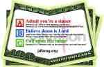 Robin Scott Ministries - Money Card