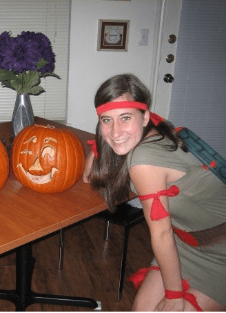Make a DIY Halloween Costume