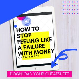 Stop Feeling Like a Failure Cheatsheet