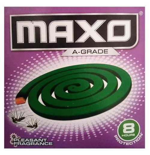 Maxo A Grade Mosquito Coil - 6 Pieces