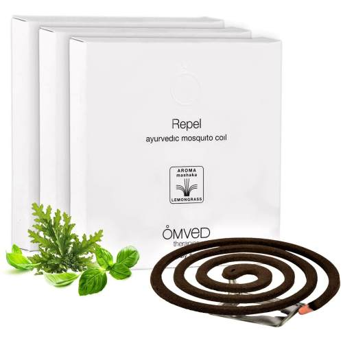 Omved Repel Ayurvedic Mosquito Coil
