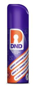 DND Nanosol Flying Insect Killer Mosquito Repellent Spray 60ml