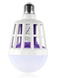 UNIQUE ICON E27 Insect Repellent Night Lighting Dual LED Light Bulb