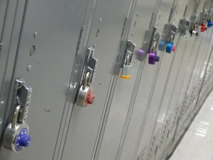 public storage lockers
