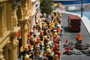 Legoland with miniatures of LEGO people is one of the reasons why Winter Haven is one of the fastest-growing cities in Florida.