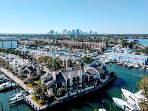 Ways to spend time with family in Fort Lauderdale - view of the city