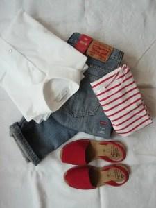 Women's clothes.