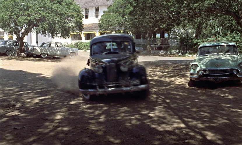 All Cars In Dr No 1962 Best Movie Cars