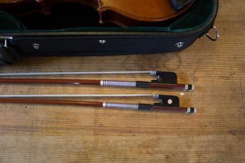 viola bow case