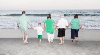 Grandparents pictures in Myrtle Beach