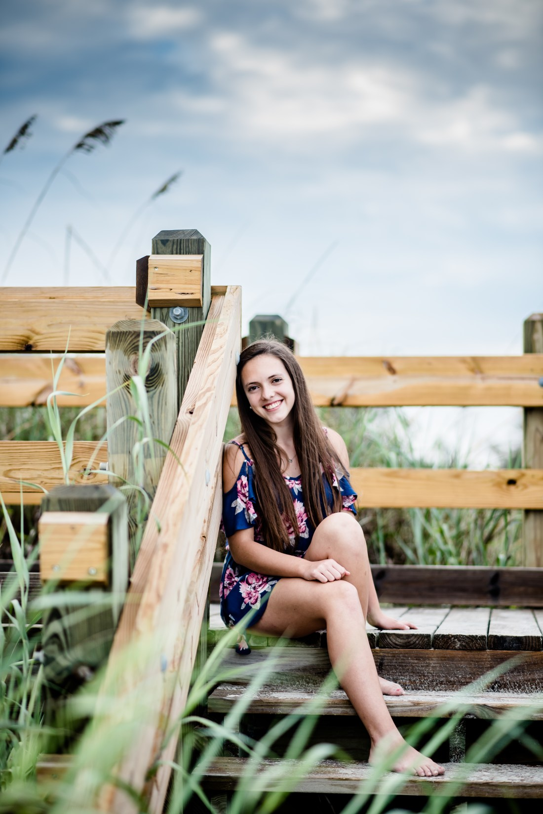 Senior Portraits in Myrtle Beach