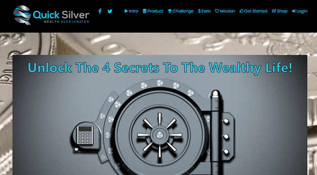 Is Quick Silver Wealth Accelerated Direct Selling Business a Scam or Legit?