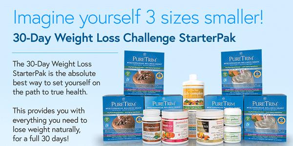 pure trim 30 day challenge