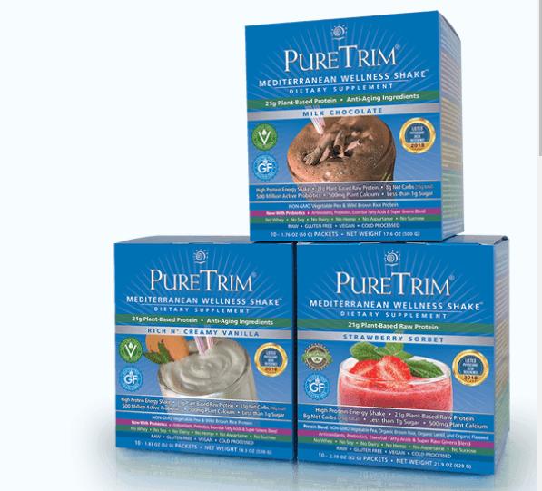 Pure Trim Mediterranean Wellness Shake Review (2020)