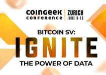 coingeek conference 2021 zurich switzerland bitcoin sv
