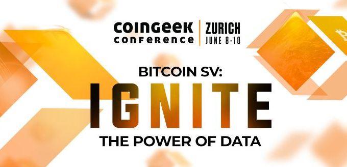 coingeek conference 2021 zurich switzerland bitcoin sv