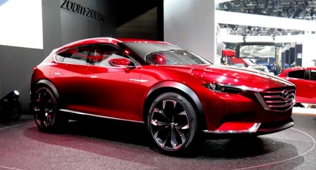 2022 Mazda CX-7 front view