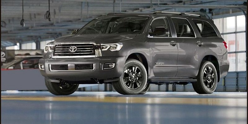 2022 Toyota Sequoia review