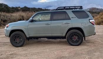 2022 Toyota 4Runner review